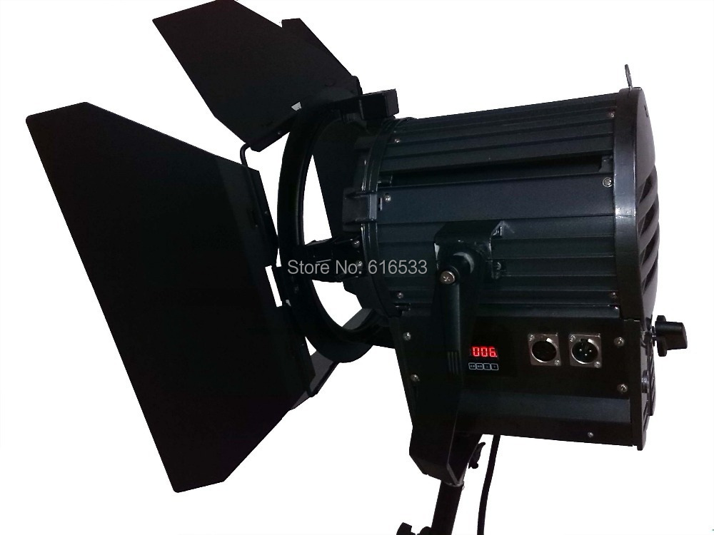 100w Led Fresnel Video Photography Studio Flash Spotlight Lighting Dimmable Camera Camcorders - YH Manufacturer store