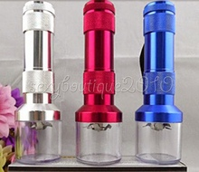 Electrical Metal Alloy Grinder Crusher Tobacco Smoke Spice Herb Muller Tool New