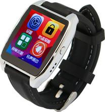 2015 новые носить bluetooth-смарт здоровья телефон часы с Sim карты Smartwatch для Apple , Samsung D6 носимых телефон устройство