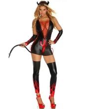 Leather Halloween Costume 2015
