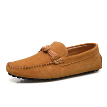 2016 NEW brand Cowhide Genuine Leather casual men's shoe matching flat men's shoes tenis masculino Men Flat shoes size 38-44