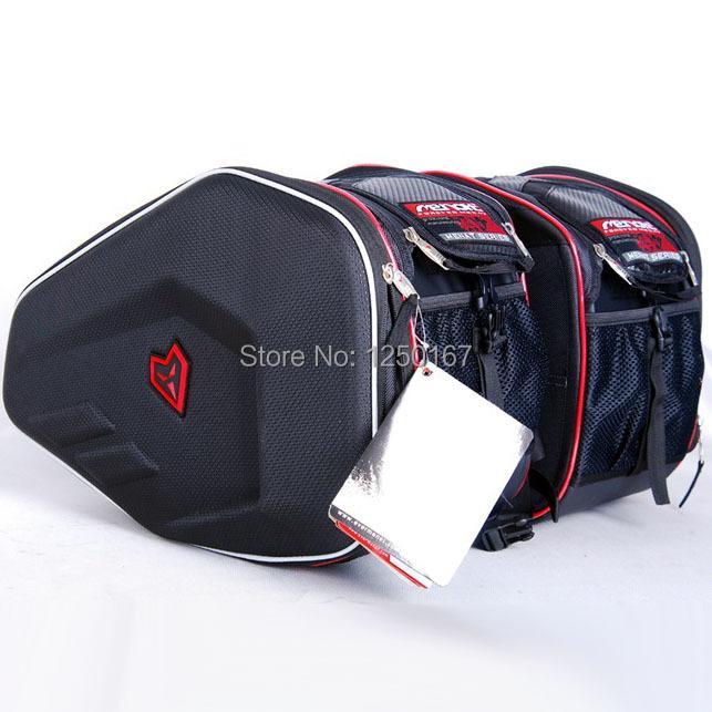 Мотоциклетная кожаная сумка для