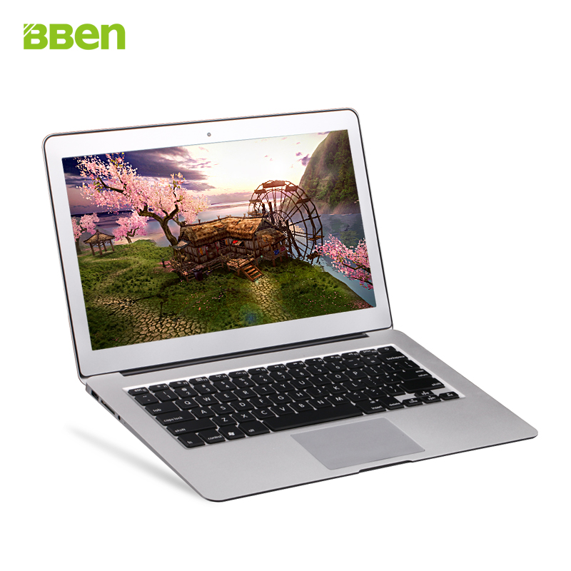 4GB ddr3 32GB rom Laptop Computer 13.3 Inch usb + 3.0 Bluetooth WIFI HDMI sliver color i5 core Windows 10 notebook netbook(China (Mainland))