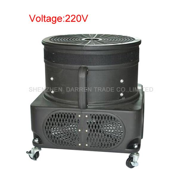 Free shipping by DHL 1.5 HP 1100Watt Super Powerful Sky Dancer Fan Blower For Advertising(China (Mainland))