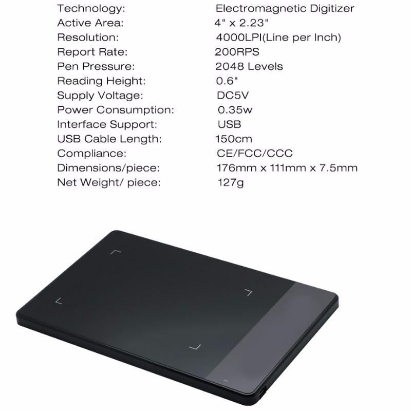 Pen Tablet-D4