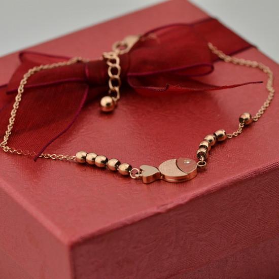 new 2015 fish ankle bracelet