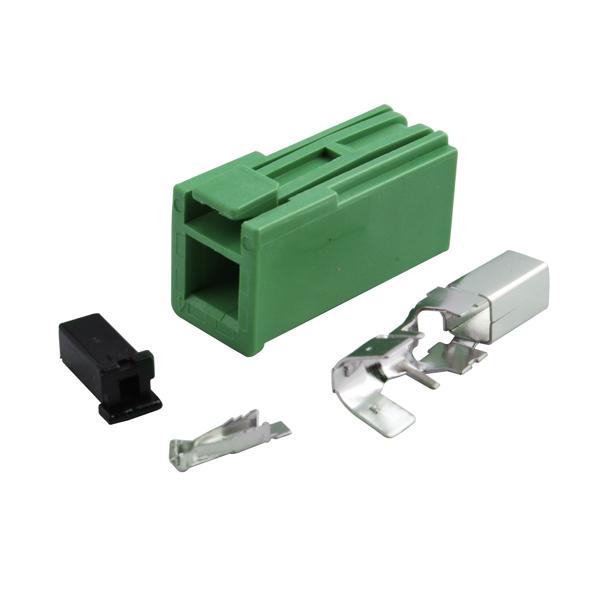 GSM/GPS Antenna Navigation Connector HRS GT5-1S Jack Female Connector Crimp 50 Ohm Creen Color for RG174,RG188A,RG316,LMR100