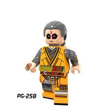 Legoings traje de Super-heróis da marvel Vingadores montado dupla-face morte atirador brinquedo da Marvel The Evengers(China)