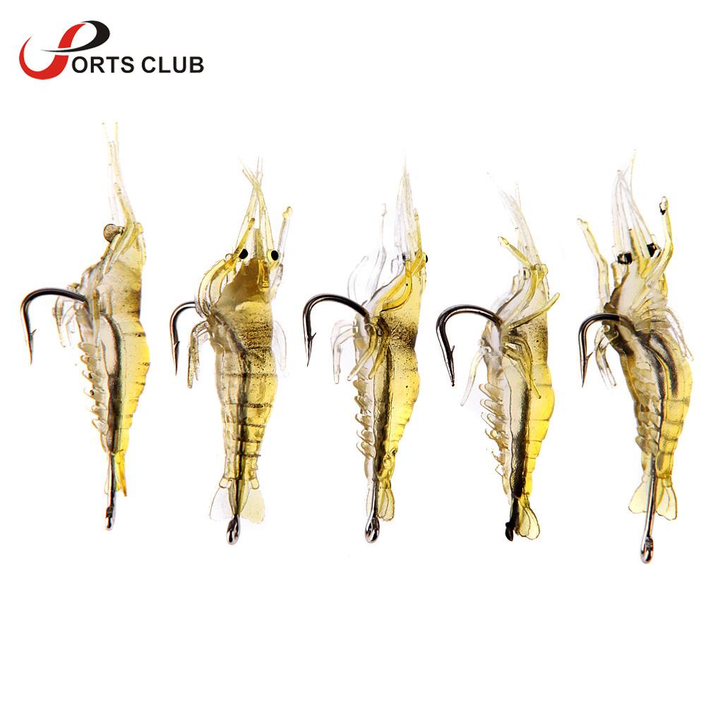 креветки для рыбалки
