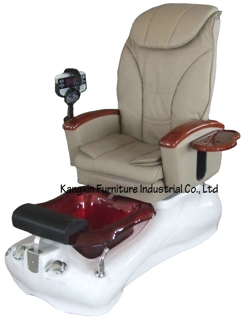 Salon Pedicure Foot Spa Massage Chair KZM S001 11 3D Massage Zero Gravity