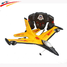 2.4G RC Fighter F16 Fixed Wing 4CH Remote Control Plane Remote Control Fighter Glider EPP Shatter Resistant RC Plane Model Toy
