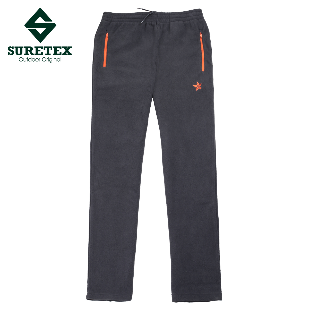 Women autumn winter thickening fleece pants black loose casual outdoor sports windproof breathable thermal - Famous brand Co. Ltd. store