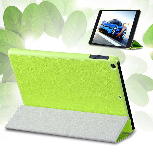 Гаджет  New 2014 Smart Cover For iPad mini PU Leather Magnetic Smart Cover+Hard Back Case For iPad Mini 1 2 Retina Case RCD03708 None Компьютер & сеть