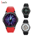 Lemfo LF16 smart watch android 5 1 OS MTK6580 512MB 8GB Support SIM Card Bluetooth wifi