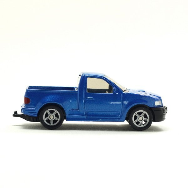 BRAND NEW Blue Ford Ranger 0867 Die Cast Car Model 1:64 motor lorry camion mini truck blue or Silver Gray