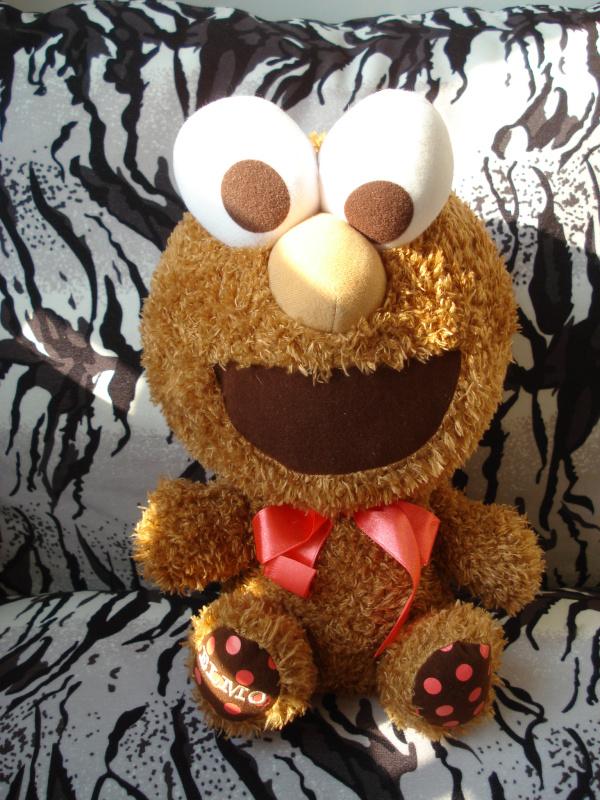 free shipping 31cm sesame street Elmo plush stuffed toys for children action figure plush dolls kids toys birthday gift 435(China (Mainland))