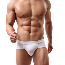 Hot Brand New Trunks Sexy Underwear Men Men's Briefs Shorts Bulge Pouch soft Underpants(China (Mainland))