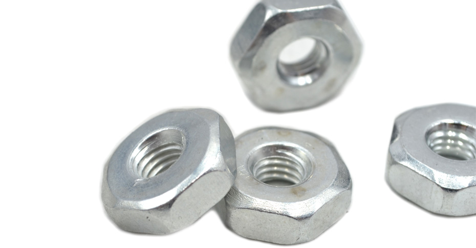 2PCS Collar Nut M8 0000 955 0804 for Chainsaw Stihl 017 018 MS170 MS180