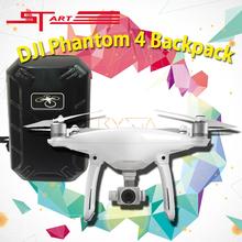 DJI Phantom 4 Backpack Bag Carrying Case Hardshell Hard Shell for DJI Phantom 4 FPV Drone RC Quadcopter Free Shipping