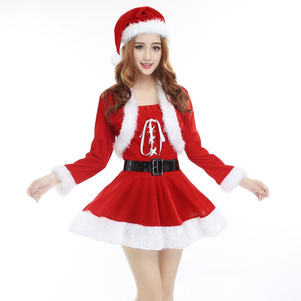 Popular santa claus apparel buy cheap