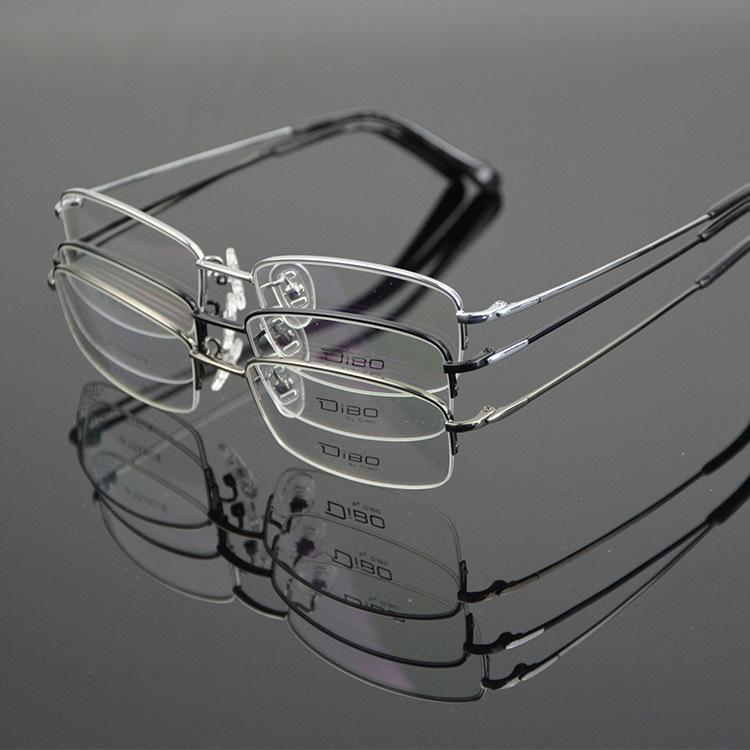 Ultra Light Prescription Eyewear Men Optical Glasses Frame Titanium(China (Mainland))