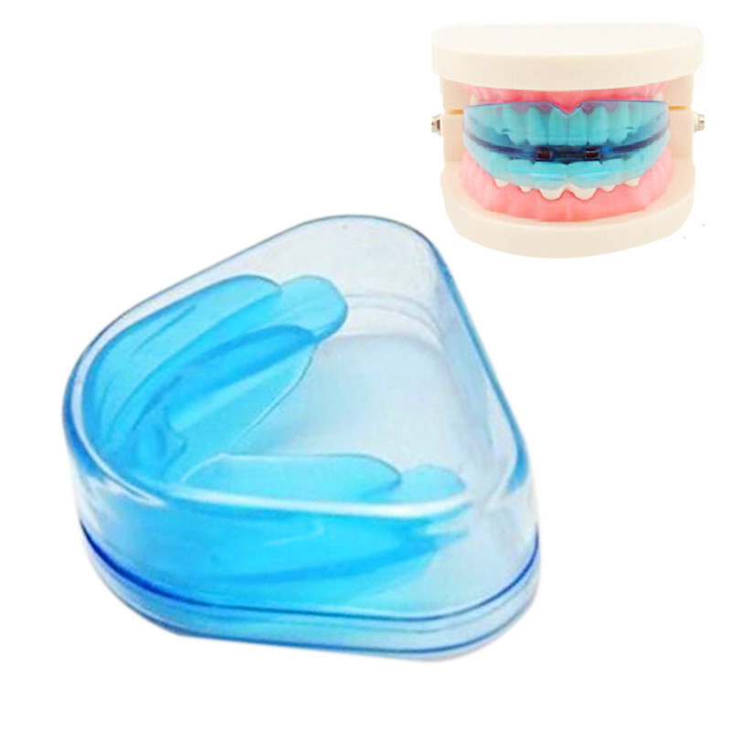 2PCS Oral Care Teeth Tooth Orthodontic Appliance Trainer Doctor Alignment Braces Mouthpieces Teeth Whitening Dental Products(China (Mainland))
