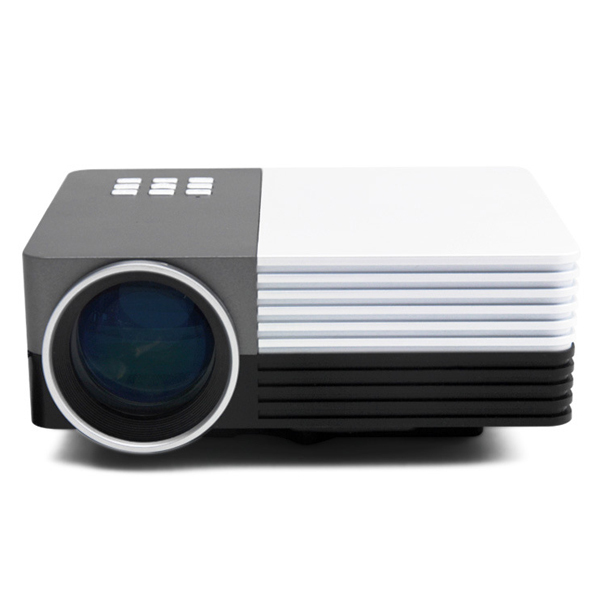 Newest 2015 video lcd mini projector led full hd 1080p 3d for Best mini projector 2015