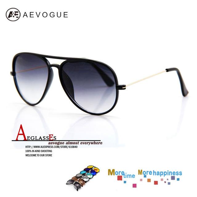 Aevogue новые мода марка мужчины металлический рука оптические очки UV400 gafas óculos de sol 20 шт./лот AE0092