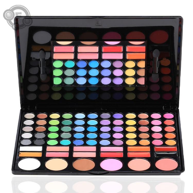 Freeshipping Professional 78 Color Eyeshadow Makeup Eye Shadow Palette Dropshipping Make Up 12(China (Mainland))