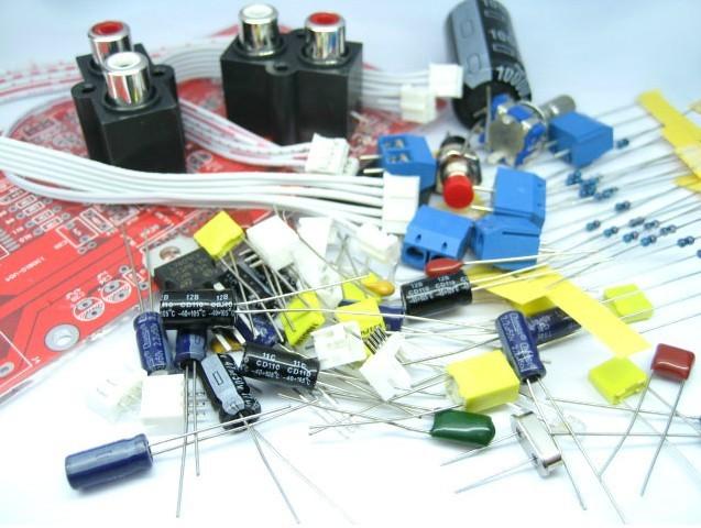 Home theater bulk TDA7388 car audio car amplifier board DIY kit(China (Mainland))