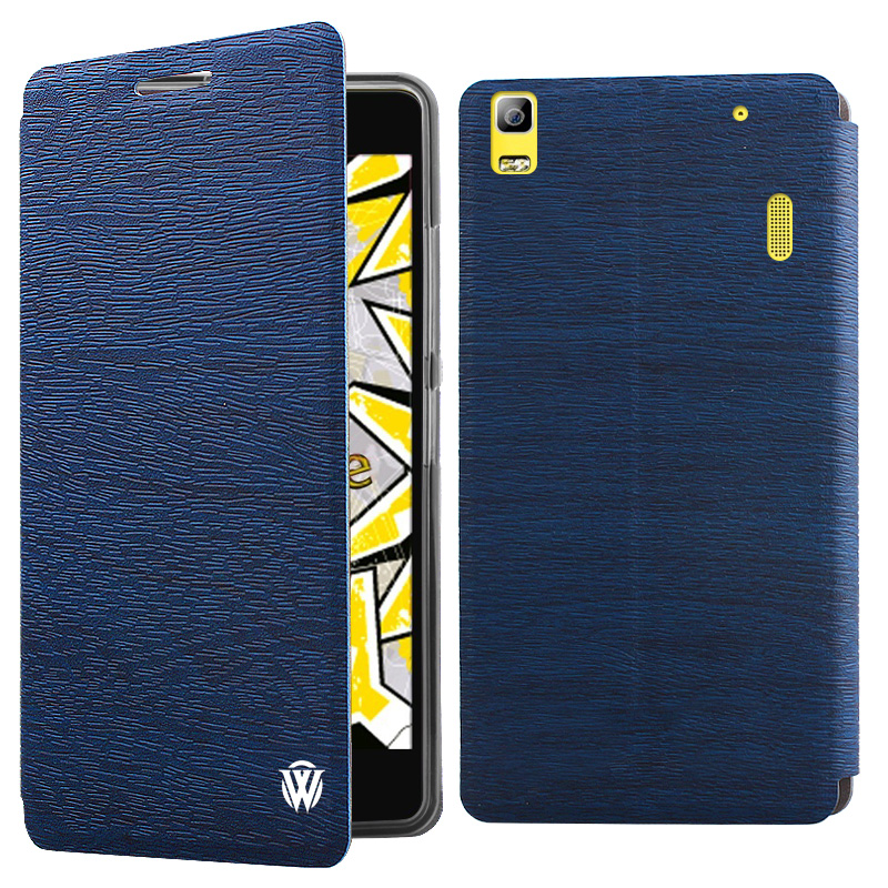 Lenovo K3 note protective case K3note Flip ultra thin cover Pu leather K50-t5 back 5.5 inch Lasherweave / stand design - ShenZhen MRB store