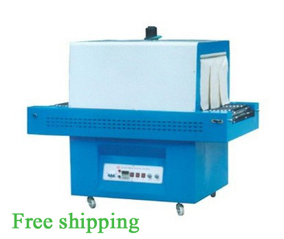 Automatic electrical plastic bag tunnel heating shrinking wrapping machinery,PET,PP,film package packing packaging & spare part