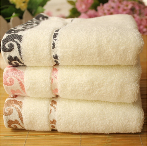 Hot Sales 100% cotton beach towels for adults face towels for 3pcs/lot brand Bamboo towel set gift(China (Mainland))