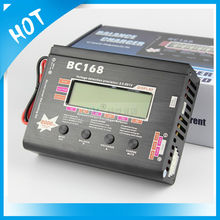 AOK BC168 1-6S 8A 200W Super Speed LCD Intellective Balance Charger Discharger with 12V 30A power