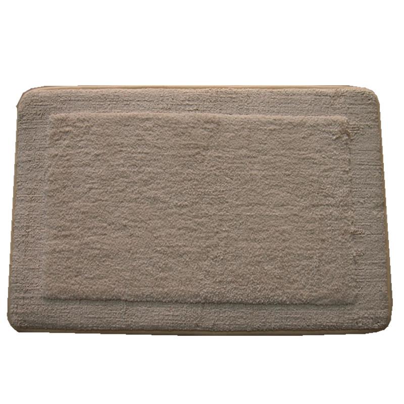 simple beautiful chemical fiber carpet bathroom water