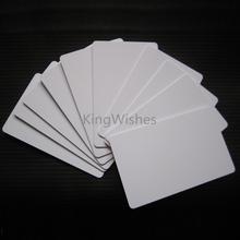 Buy Free 50PCS/Lot Printer Tray Printable Blank PVC ID Card Chip Canon MP630 MP640 MP980 MP990 86x54 x0.76mm for $16.62 in AliExpress store