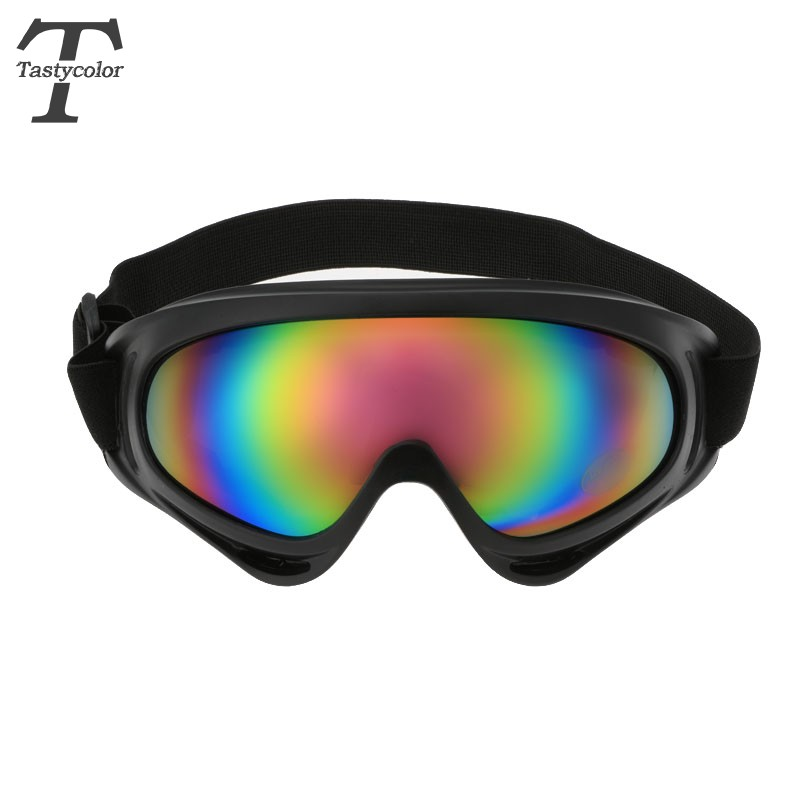 Cycling Goggles Over Glasses