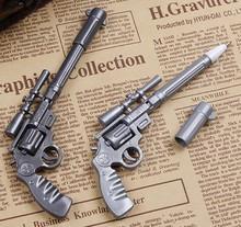 roscoe fiveshooter gun - Ballpoint pen cute funny kawaii pens canetas rollerball pen school supplies papelaria(China (Mainland))