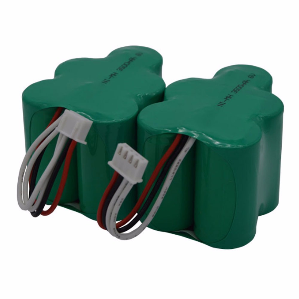 2pcs/lot 6V 3500mAh Replacement Battery for Ecovacs Deebot Deepoo D73 D76 D62 D63 D65 D66 D68 D77 D79 730 760 TBD71 Robotics(China (Mainland))