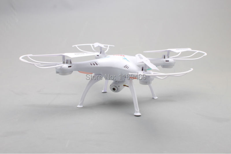 100% Original SYMA X5SC 2.4G 4CH 6-Axis RC Helicopter Drone With 2MP HD Camera Professional aerial Quadcopter Dron Toys