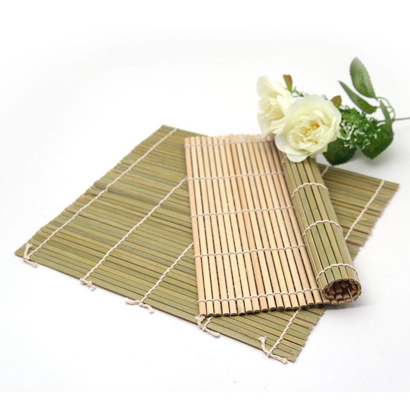 Peel curtain sushi nori seaweed material package tool kit bamboo roll balls b