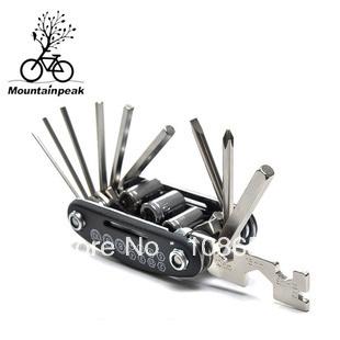 2014 HOT 15 in one multifunctional bicycle repair repair tool L17<br><br>Aliexpress