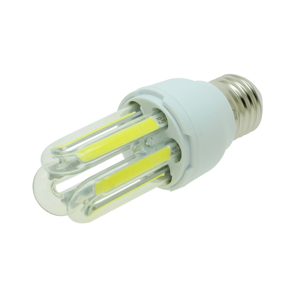 New E27 Cob Bulb Corn 9w 5w Light Energy Saving Lamps 360 Degree U Shaped Led Ceiling Spotlight