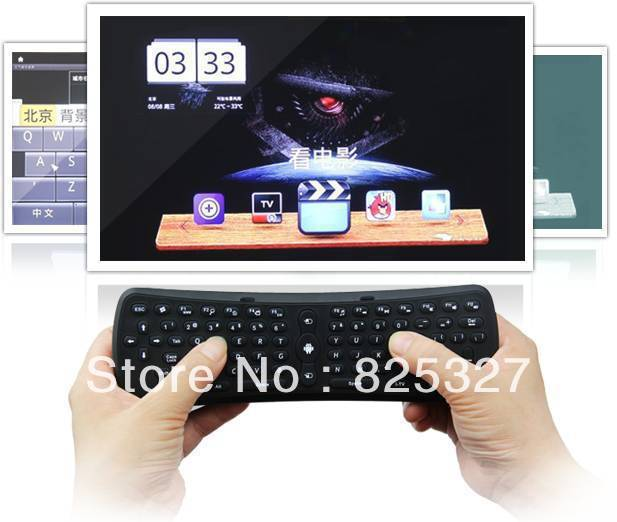 Rikomagic MK220 Seneor Remote,Fly air mouse+wilress mouse + remote control free shipping