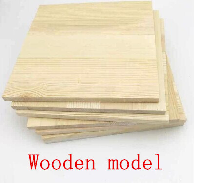 free shipping  Diy wooden model building model sheet materials 200 * 200 * 10MM<br><br>Aliexpress