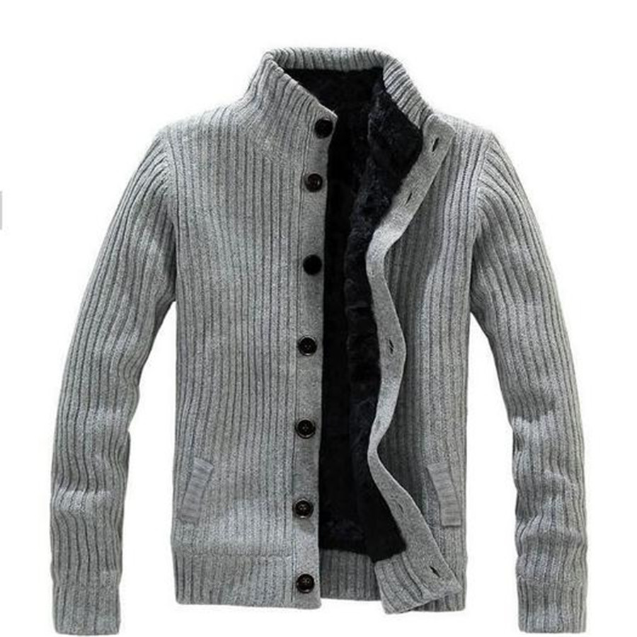 Thick Cardigan Sweaters For Sale 100