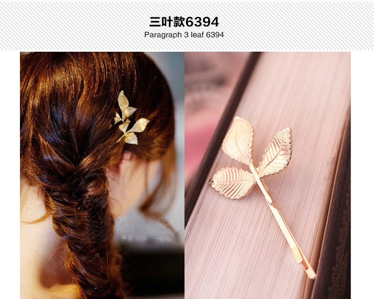 1pc Fashion lady girl Hair Barrette Hairpins Hair Clips Accessories For Women Hairgrip Hair Clamp Hairclip Ornaments Headwear