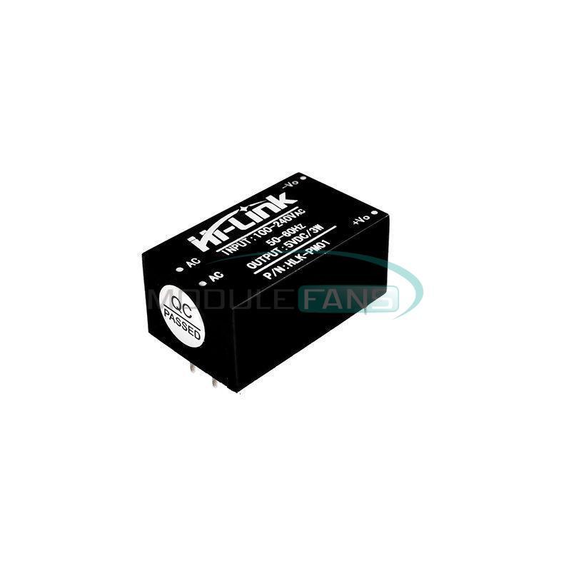 HLK-PM01 AC-DC 220V 5V mini power supply module,intelligent household switch module  -  ModuleFans store