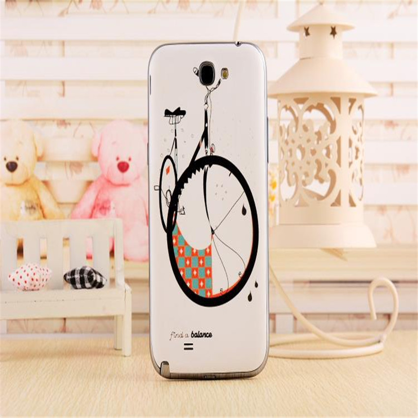 3D relief original design back cover Samsung galaxy grand 2 case G7106 door housing protective cell phone battery Cover - YUN-DA Technology Co.,Ltd store