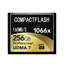 Compact flash memory card 256GB Professional UDMA 7 Real 1000X 150MB/S cf256gb for canon EOS nikon DSLR camera 3D 4K DV Video(China (Mainland))